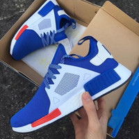 Wholesale Summer Tops Usa - 2017 New Arrival NMD XR1 PK NMD XR1 BLUE BIRD BLACK FRIDAY BOOST ULTRA MASTERMIND CAMO USA for Top quality Baby, Kids Sports Running Shoes