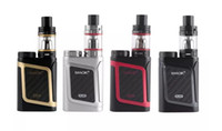 Wholesale Al Plastic - smok smoktech al85 al 85 alien start kit kits mod mods tfv8 baby tank tanks ecigarette ecig vaporizer adjustable airflow system clone clones