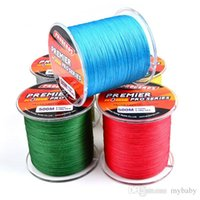 Wholesale 500M Proberos Brand Premier Series Strong Japan Multifilament PE Braided Fishing Line LB