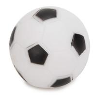 decoraciones del partido de fútbol al por mayor-Venta al por mayor - Balón de fútbol de fútbol Forma de colores que cambian la luz de la luz de la noche del partido del LED para la decoración casera del gran regalo de los niños