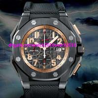"Wholesale Mens Pc Quartz Watch - Luxury Wristwatch Arnold Schwarzenegger ""LEGACY"" Lmtd pc IO.OO.A001KE.01 Quartz Mens Watches Men's Watch Top Quality"