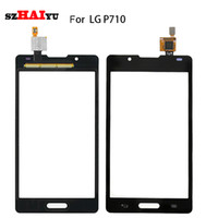 Wholesale Lg P713 - For LG Optimus L7 II 2 P710 P713 Touch Screen -- Tested Good Working Sensor Digitizer Assembly + Free Tools