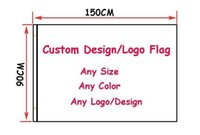 ekip bayrakları toptan satış-Frshpping Futbol takımı / kulübü özel bayrak yapmak Dijital Baskı 100D polyester pongee grafik tasarımcı kulübü crest tüm boyut tüm logo