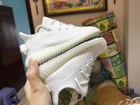 Flat original boots kids - Reliable Quality Kids Best Selling Kanye West V2 Boost With Original Box Receipt Running Shoes Sneakers Youth Boots DHL Free