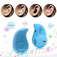 Wholesale Cheapest Earphones Bluetooth - Hot selling V4.0 S530 Earbud Mini Bluetooth earphone Super Mini Invisible Wireless earphones factory cheapest price