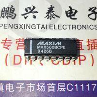 ingrosso componente ics-MAX500BCPE, circuiti integrati DAC a 8 bit Circuiti integrati, doppio pacchetto di plastica 16 pin in linea Chip, PDIP16 / MAX500A. MAX500B Componente elettronico