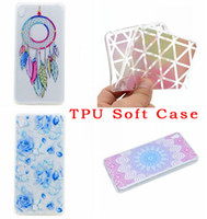 Wholesale Star Xperia - Henna Mandala Soft TPU Case For Sony Xperia E5 XA Ultra C6 X Performance X Compact Xiaomi 5 M5 Mi5 Mix Paisley Flower Star Gel Phone Cover