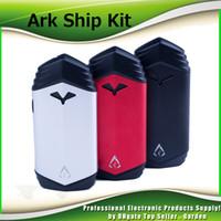 Wholesale Dhl Free Shipping E Cigarettes - Authentic Rofvape Ark Ship Portable Starter Kits 2ml Built-in 2200mAh Vape E Cigarette Device Vape Mods 100% Genuine DHL Free 2227012