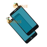 Wholesale alcatel digitizer - Wholesale- NEW Replacement For Alcatel One Touch Pop 3 5015 5015D 5015A Touch Screen Digitizer Lens Glass Free Shipping