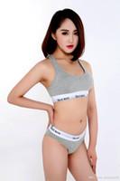 42c bhs sätze großhandel-Neue Triangel-Set Unterwäsche Damen BH Anzug BH Unterwäsche Damen BH Unterwäsche Unterwäsche