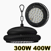 Wholesale bay ceiling - 300W 400W Led High Bay Lights CUL UL 150W 200W UFO LED Ceiling Spotlight Mining Lamp LED Industrial Lamp