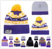 Wholesale Cheap Baby Caps - MINNESOTA Sport BEANIES Caps Popular Cheap Children Birthday baby GIFT PRESENT 14 DIGGS 19 THIELEN 33 COOK 22 SMITH HOT SALE
