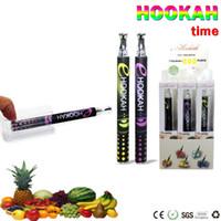 nargile modu kalemi toptan satış-Yüksek kalite Renkli Marka tek kullanımlık vape kalem e sigara nargile zaman nargile kalem başlangıç kitleri buharlaştırıcı kalem 800 ponponları vapes suyu mod