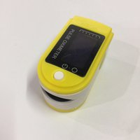 Wholesale Pulsioximetro Fingertip Pulse Oximeter Oximetro SpO2 Saturation Meter Pulse Oximeter CE Approved OLED