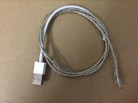 Wholesale Iphone Usb Original - With retail package boxes For A++++ Original OEM Quality 1m 3ft USB Data Sync Charger Cable for 5 6 7 generations