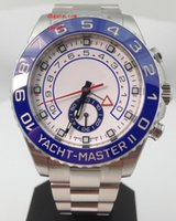 Wholesale mens automatic power reserve watch for sale - Factory Supplier Top quality Luxury AAA Wristwatches Automatic Mechanical Ceramic Bezel Original Clasp Mens Men s Watch Watches