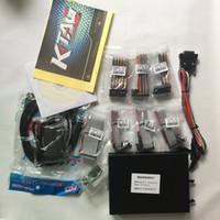 programador mestre venda por atacado-K TAG ECU Programador KTAG V2.13 Hardware V6.070 Sem Tokens de Limitação K TAG 2.13 Versão Principal ECU Chip Tuning Ferramenta