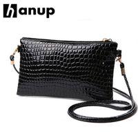 Wholesale Leather Messenger Bag Discount - Wholesale- Big Discount Fashion Bags For Women Bag PU Leather Handbags Crossbody Bag Female Messenger Bags Mini Bolso Bao Bao Free Shipping