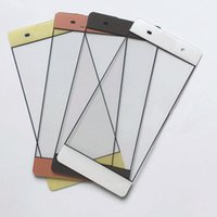 Wholesale Xperia Screen Replacement - For Sony Xperia XA Outer Glass Cover Replacement For Sony Xperia XA touchscreen Outer Screen Glass For Sony Xperia XA With Free Tool