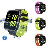 Wholesale US Stock GV68 Sport Waterproof Bluetooth Smart Watch NFC Anti lost Phone Mate for Android iOS