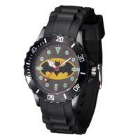 симпатичные девушки часы оптовых-Мультяшный Симпатичные Дети ученики мальчика Бэтмен Человек-Паук в стиле Силиконовый ремешок кварцевые наручные часы