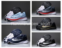 Wholesale Break Boots - New 2017 Air Zoom Vaporfly Elite Running Shoes Zoom 4% Fly SP Breaking 2 Brand Sneakers Men Sports Shoes Light Energy Boot US7-11
