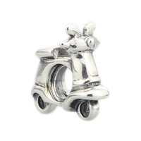 Wholesale Scooter Jewelry - Beads Hunter Jewelry Authentic Sterling Silver 925 scooter