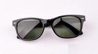 Wholesale 55mm Color Lens - Hot Classic Vintage Retro Viajante 901 902 Sun Glasses Hawksbill frame Glass UV protection G15 lens Man Women Sunglasses 52 55mm