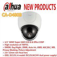 "Wholesale Effio P Dome - CA-D480B Dahua Tech 1 3"" SONY Super HAD CCD II & Effio-E DSP Vandal-Resistant Dome Camera 2.8-12mm Varifocal lens de Security"