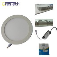 3W 6W 9W 12W eingebettete LED-Paneel Deckenleuchte Down Lamp Panel Küche Licht Warm Cool White
