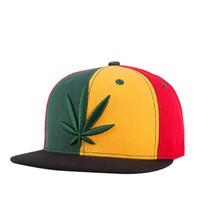 Wholesale Hiphop Boy Snapback - 2017 New arrival adjustable hats fashion boys unisex caps camouflage hiphop color ball baseball brand mens hats caps snapback cycling hats