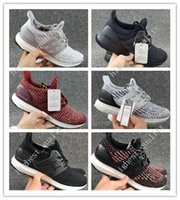 2017 Cheap Ultra Boost 3.0 Triplo Preto Branco Primeknit Oreo CNY Azul Men Womens Running Shoes Original Ultra Boosts Casual Sneaker 36-45