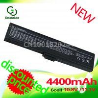 Wholesale W7 Battery - Wholesale- Golooloo 11.1v 4400mah laptop Battery for Asus A32-M9 A32-W7 M9 M9A M9F M9J M9V W7 W7E W7F W7J W7S W7SG