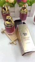 Wholesale Pics Mix - Brand luxury Matte Fluid Liquid Lipstick Lipgloss Moisturizing Waterproof 4 colors 10ml Best Quality as real pic show