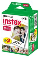 Wholesale Instax Films - Fujifilm INSTAX Mini Instant Film for Checky Mini 8 Polaroid 300 White Film 10 Sheet 20Sheet 50 Sheet