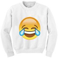 Wholesale East Hoodies - Wholesale-EAST KNITTING H26 2015 Autumn Men's Sweatshirts Print Tops Male Long Sleeve White Hoodies