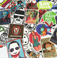 Wholesale 200X Decor JDM Car Sticker Auto Laptop Sticker Motorcycle Fridge Skateboard Viny