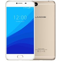 UMI C NOTA 4G Phablet 5 pollici Android 7.0 Quad Core 3GB RAM 32GB ROM Digitale Touch ID corpo pieno 13.0MP