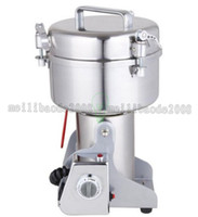 Wholesale Electric Milling - 2000g High-speed herbs grinder,electric grind machine,Swing grinder multifunction herbs grinder   mill Powder myy