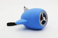 Wholesale Airplane Audio - High quality bluetooth speaker airplane style portable handsfree Mic TF USB subwoofer wireless speaker dhl shipping