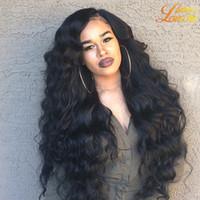 güzellik kraliçeleri saç uzantıları toptan satış-Kraliçe Örgü Güzellik Perulu İnsan Saç Dalga Uzatma Perulu Saç Vücut dalga 8a En Kaliteli Perulu Saç Dalga 3 Demetleri Doğal Renk