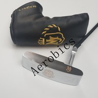 Wholesale Rod Materials - Golf putter 33 34 35 inch MARUMAN MAJESTY putter steel materials push rod of the highest quality product free shipping