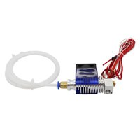 Wholesale Wade Extruder - Remotely Long Distance 3D Printer V5 J-head Hotend with Cooling Fan and Tube Filament Wade Extruder Nozzle Kit for 3d Printer Parts