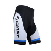 babero de ciclismo pantalones cortos al por mayor-2017 Tour De France 2017 GIANT-Alpecin Shorts de equipo Ciclismo Bicicleta desgaste de la bicicleta + Shorts babero talla S-4XL