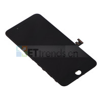 Compra Lcd Display Iphone Oem-Qualità A + 100% LCD originale oem per iPhone 8 plus Display LCD Touch Digitizer Vetro Assembly con cornice DHL spedizione gratuita