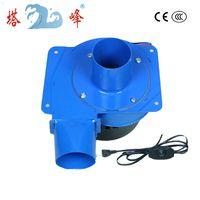 Wholesale Blower Regulator - Free shipping China 20w gas smoke hot air discharge blower small centrifugal draft fan stepless speed regulator