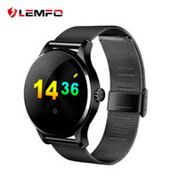 Wholesale K88H MTK2502 Bluetooth Smart Watch with Heart Rate Monitor for Android IOS Phone