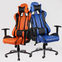 Wholesale Luxury WCG Racing Adjustable Chair With Bow Wheeled Base Adjusting Armrest Blade Diamond Vane Cover Patterns
