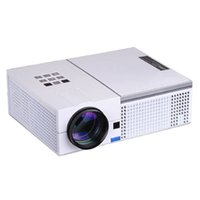 Wholesale Video Projector Prices - Wholesale-ATCO Cheaper price 5500 Lumens 1280*800 1080P HDTV LED LCD Projector Multimedia Home Theater Video Beamer USB HDMI proyector
