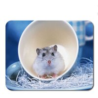 Lovely Animals Rats Top Vender Anti-Slip New Arrival Customized Mouse Pad Computador PC Nice Gaming Mousemat Como Gift Free Shipping
